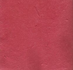 Red Bagasse Handmade Papers