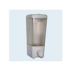 Soap Dispensers (White Frosted)