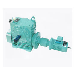 Worm Gear Boxes - Geared Motors