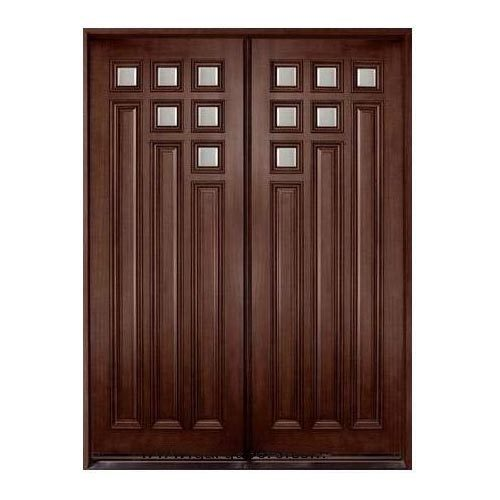 Modern interior home main door designs for Modern wooden main door design
