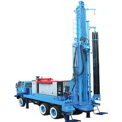 Bore Hole Drilling Rig
