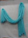 Blue Cotton Dupatta