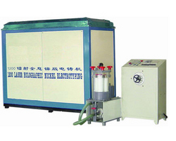Plastic/ Blowing Machine- Electrotyping Machine