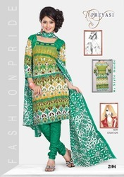 Preyasi Party Wear Salwar Kameez Dress Material