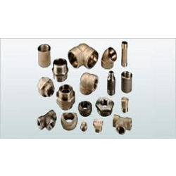 Copper Nickel Pipes Fittings