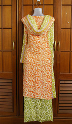 Salwar Set (Printed Crepe Set)