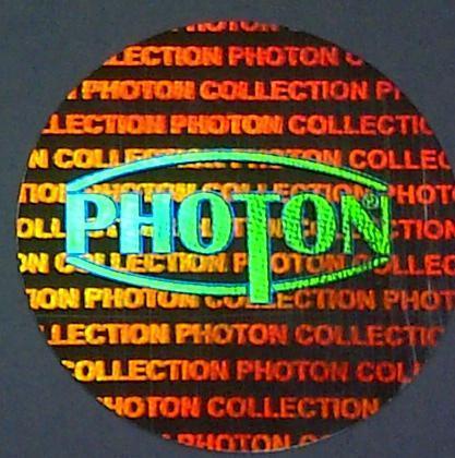 Custom 3D Hologram Labels