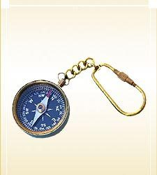 Nautical Key-Chain Compass