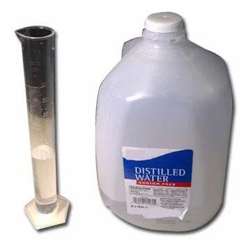deionized water supplier