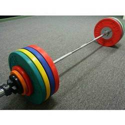 Colourful Gym Weight