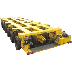 Multi Axle Hydraulic Trailers
