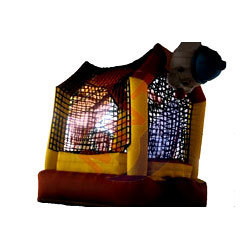 Amusement Hut Bounce Ride