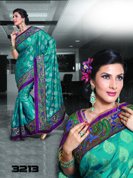 Party Wear Indian Sarees