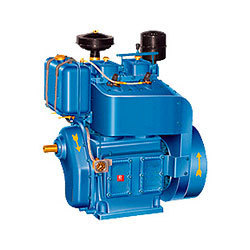 Diesel Engine Twin Cylinder