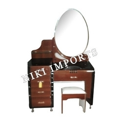 Oval Dressing Table