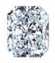 Radaint Cut Moissanite Diamond