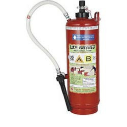 Mechanical Foam Type (Gas Cartridge) Fire Extinguisher
