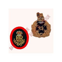 Hand Embroidered Beret Badges