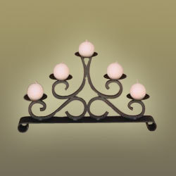 Fire Place Candelabra