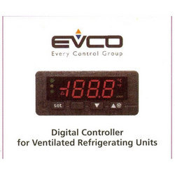 Digital Controller For Ventialted Refrigerating Units