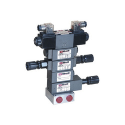 Counter Balance Modular Valves