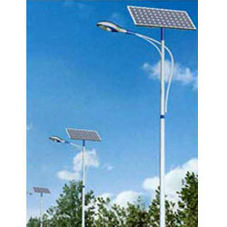 Solar CFL Street Light (As per MNRE)