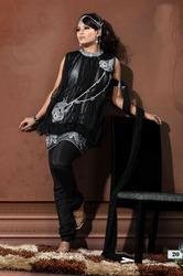 Designer Black Suits