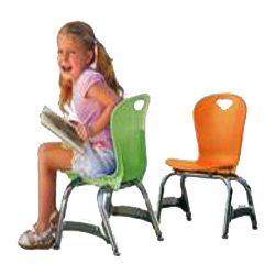 Colored Kids Chairs