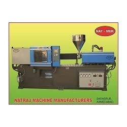 PLC Controlled Molding Machine