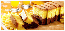 Bar Cakes (Pineapple Chocolate Cake)