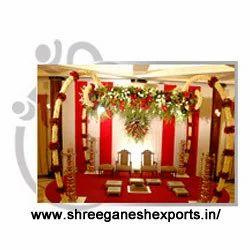Wedding Mandap Decorations - Mandap Decoration Flowers Product