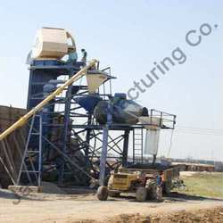 Concrete Batching Plants & Machines