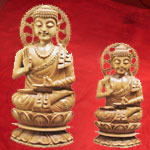 Sandalwood God Statues