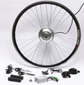 Hub Motor Electric Bike Kit Front Wheel