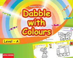 Dabble Colours Book