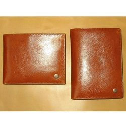 Exotic Leather Men's Wallet