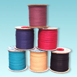 Waxed Cotton Cords In Various Colors For Paper Bags