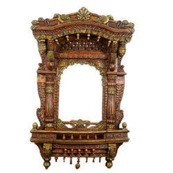 Antique Wooden Temples