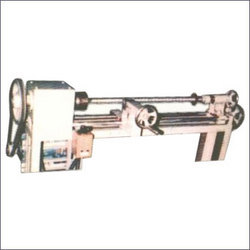 Fabricated Foil Cutting Machine