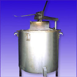 Industrial Fluid Bed Furnace