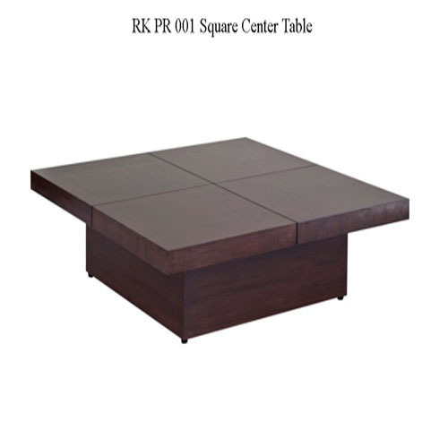 Square center table crowdbuild for for Center table design for sofa
