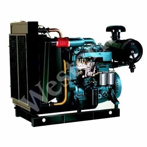 JCB Diesel Engine