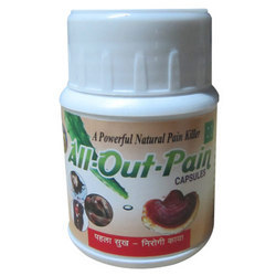 All Out Pain Capsules