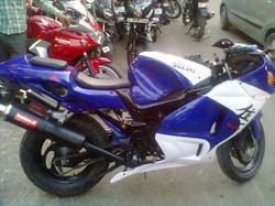 Cbz Xtrem in HayaBusa Look