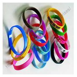 PVC & Silicon Wristbands