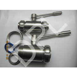 Ball Valves With S.M.S Union