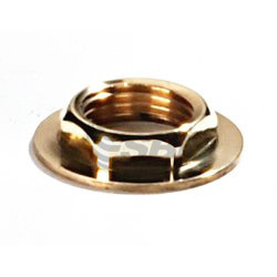 Brass Check Nuts
