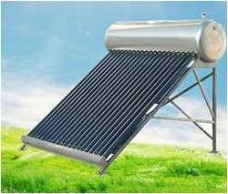 Solar Water Heater 100 LPD to 1000 LPD Capacity