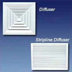 Diffuser & Stripline Diffuser