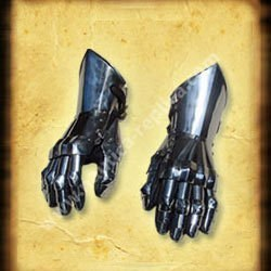 Gothic Gauntlets 15Th Century